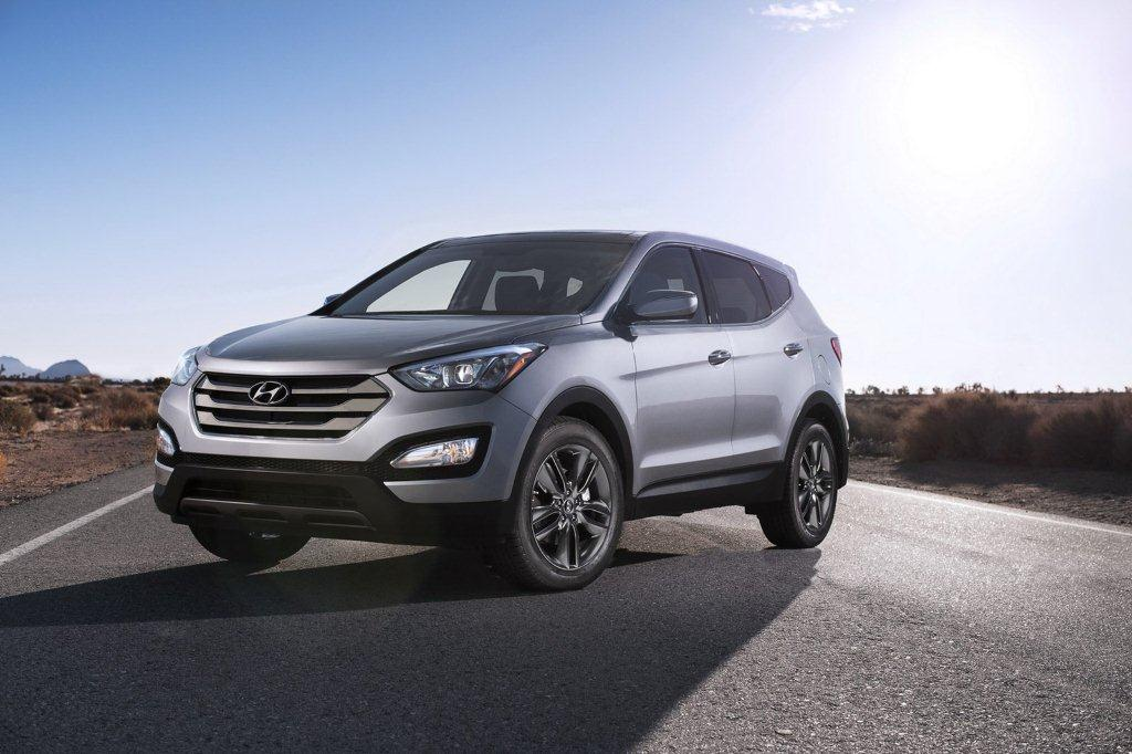 Hyundai Santa Fe 2.2 2012 photo - 10