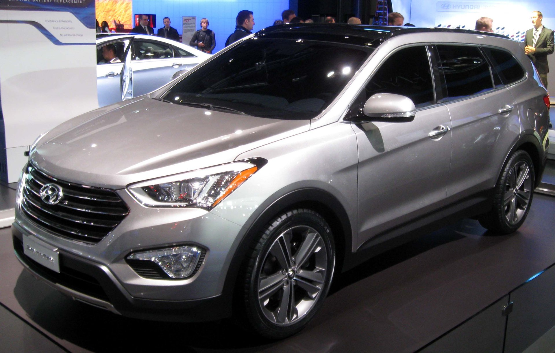 Hyundai Santa Fe 2.2 2012 photo - 12