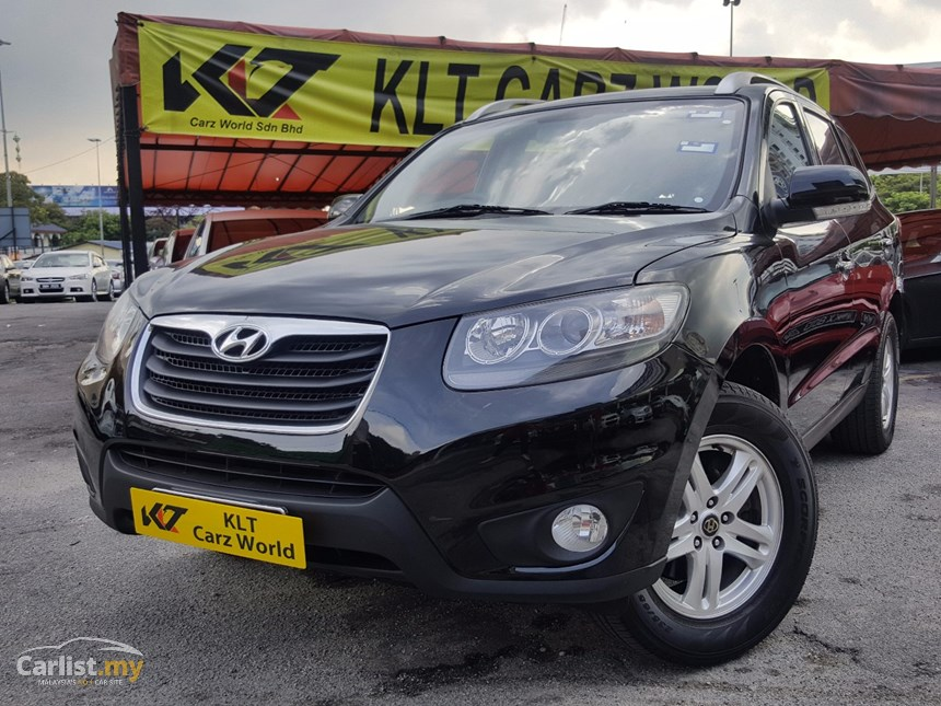 Hyundai Santa Fe 2.2 2012 photo - 5
