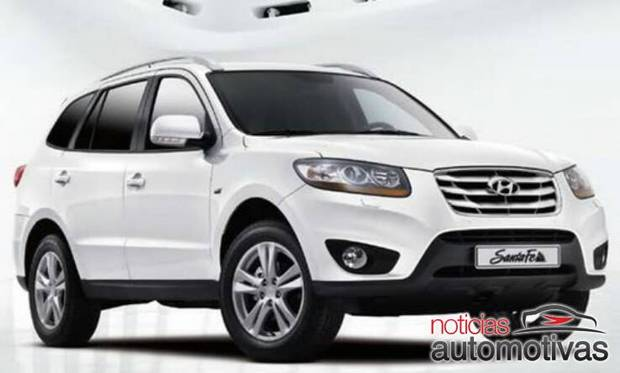 Hyundai Santa Fe 2.4 2012 photo - 4