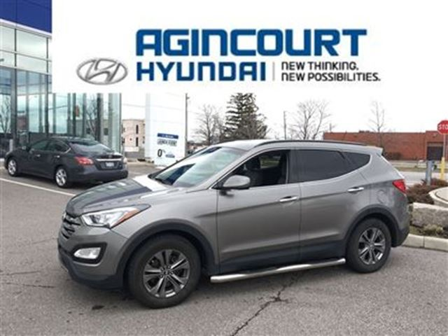 Hyundai Santa Fe 2.4 2013 photo - 2