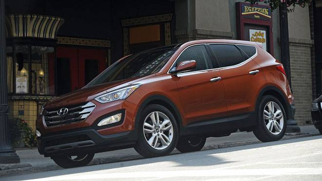 Hyundai Santa Fe 2.4 2013 photo - 4