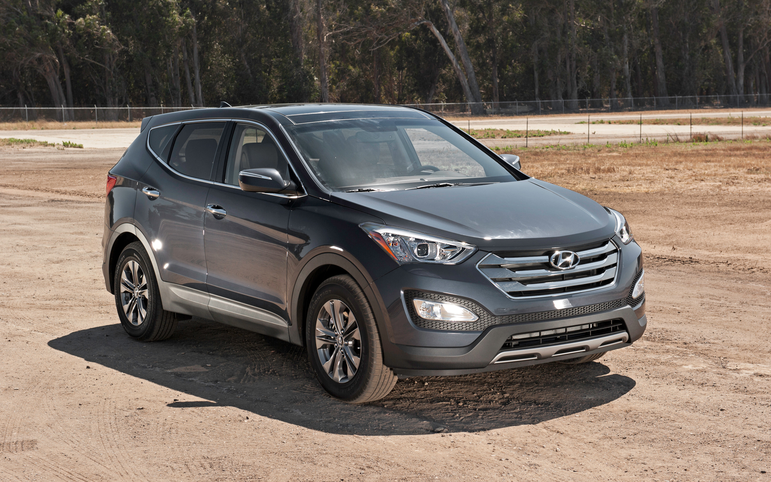 Hyundai Santa Fe 2.4 2013 photo - 9