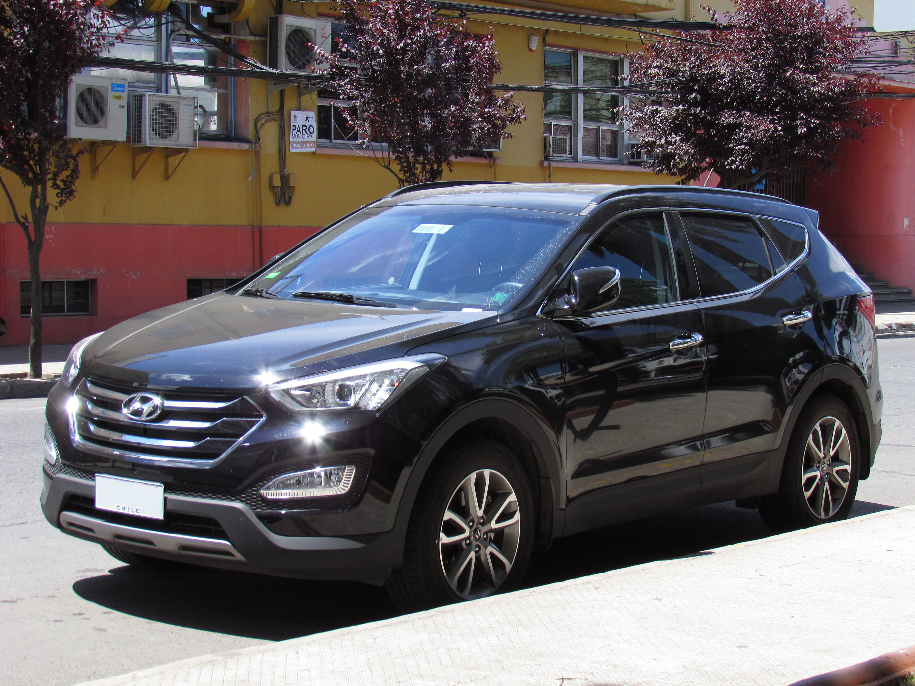 Hyundai Santa Fe 2.4 2014 photo - 1