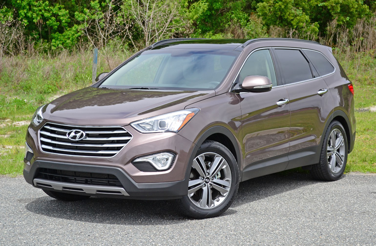 Hyundai Santa Fe 2.4 2014 photo - 10