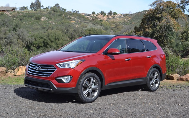 Hyundai Santa Fe 2.4 2014 photo - 3