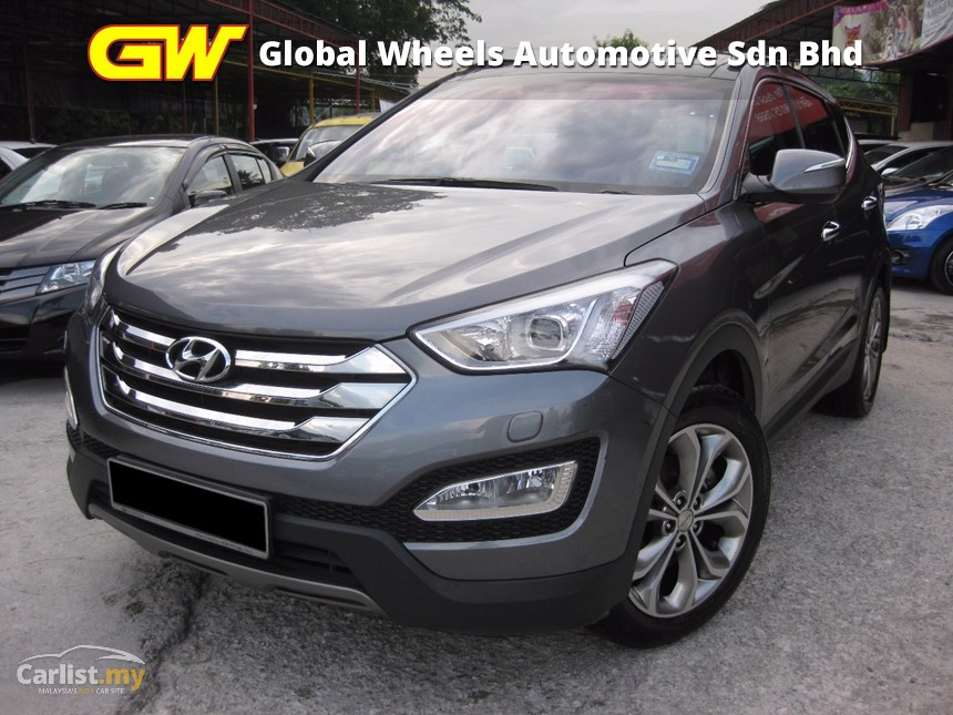 Hyundai Santa Fe 2.4 2014 photo - 5