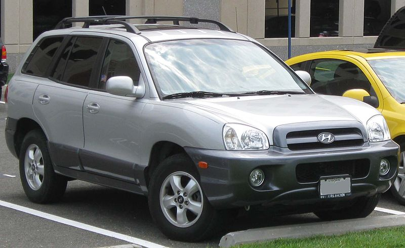 Hyundai Santa Fe 2.7 2006 photo - 3