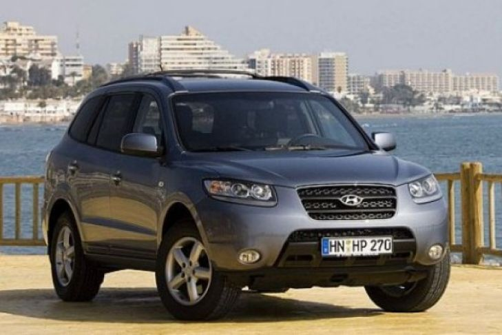 Hyundai Santa Fe 2.7 2006 photo - 5