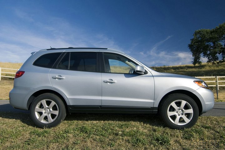 Hyundai Santa Fe 2.7 2006 photo - 9