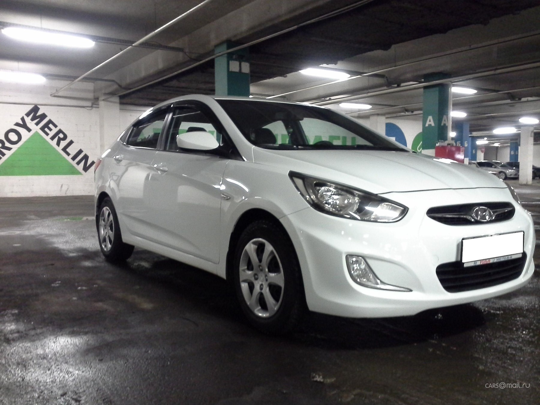 Hyundai Solaris 1.4 2012 photo - 1