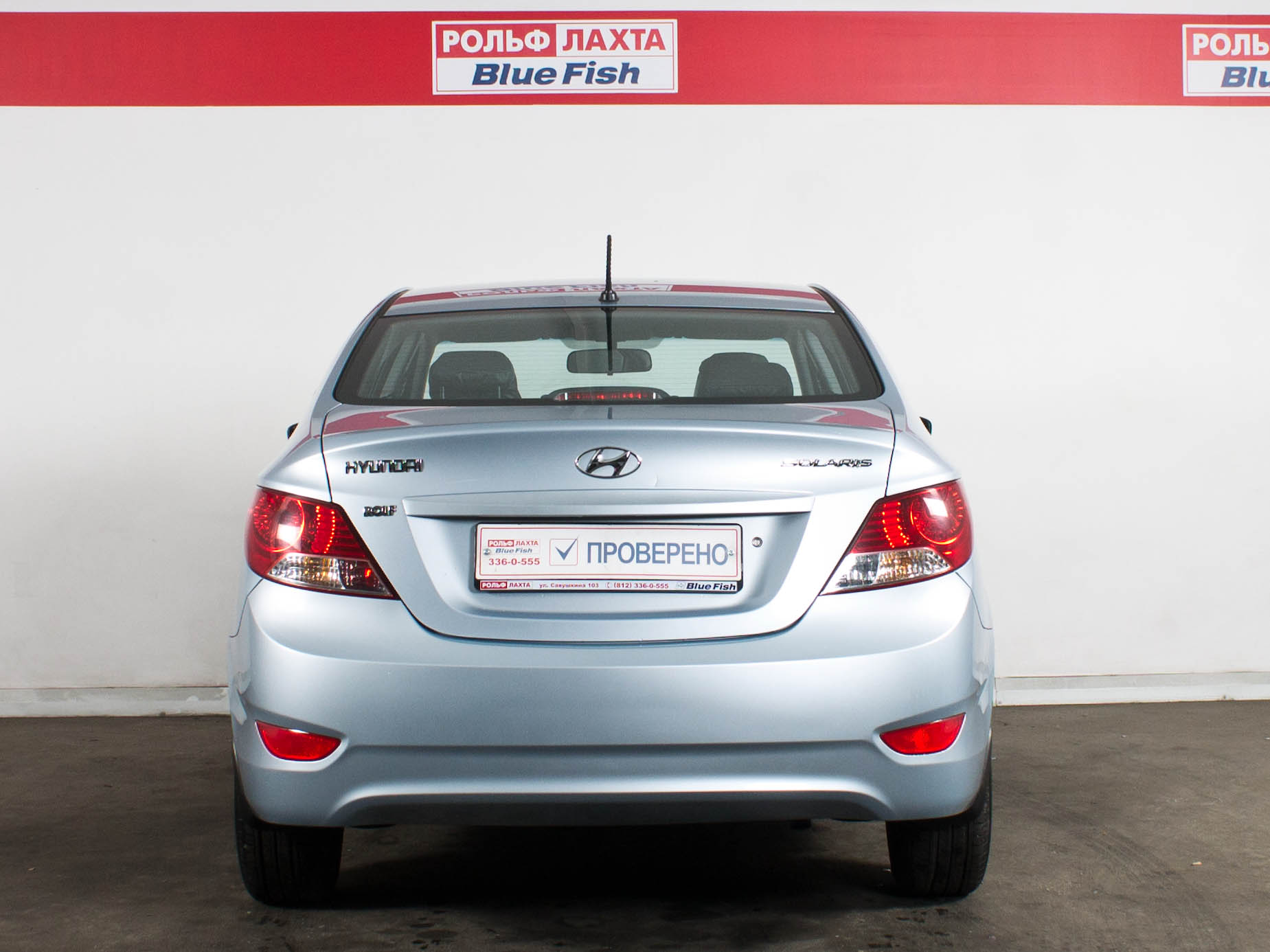 Hyundai Solaris 1.4 2012 photo - 11