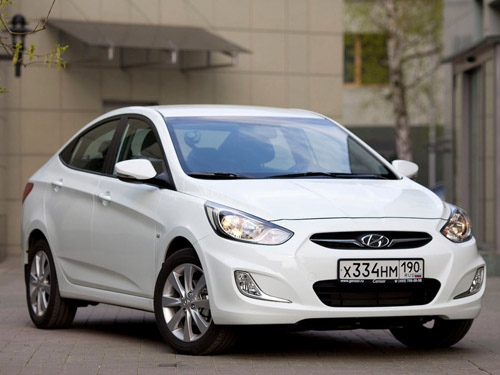 Hyundai Solaris 1.4 2012 photo - 9