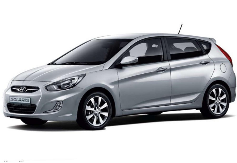 Hyundai Solaris 1.4 2013 photo - 5