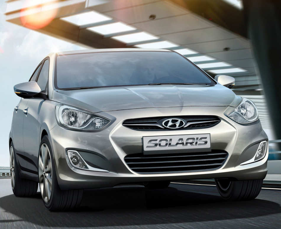 Hyundai Solaris 1.4 2013 photo - 8