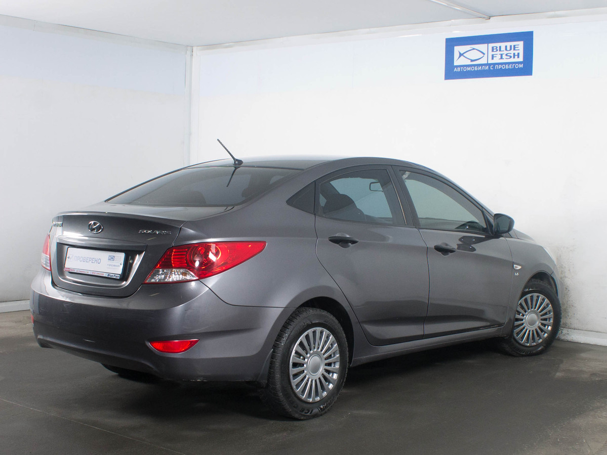 Hyundai Solaris 1.6 2012 photo - 10