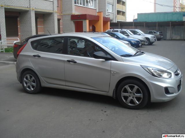 Hyundai Solaris 1.6 2012 photo - 11