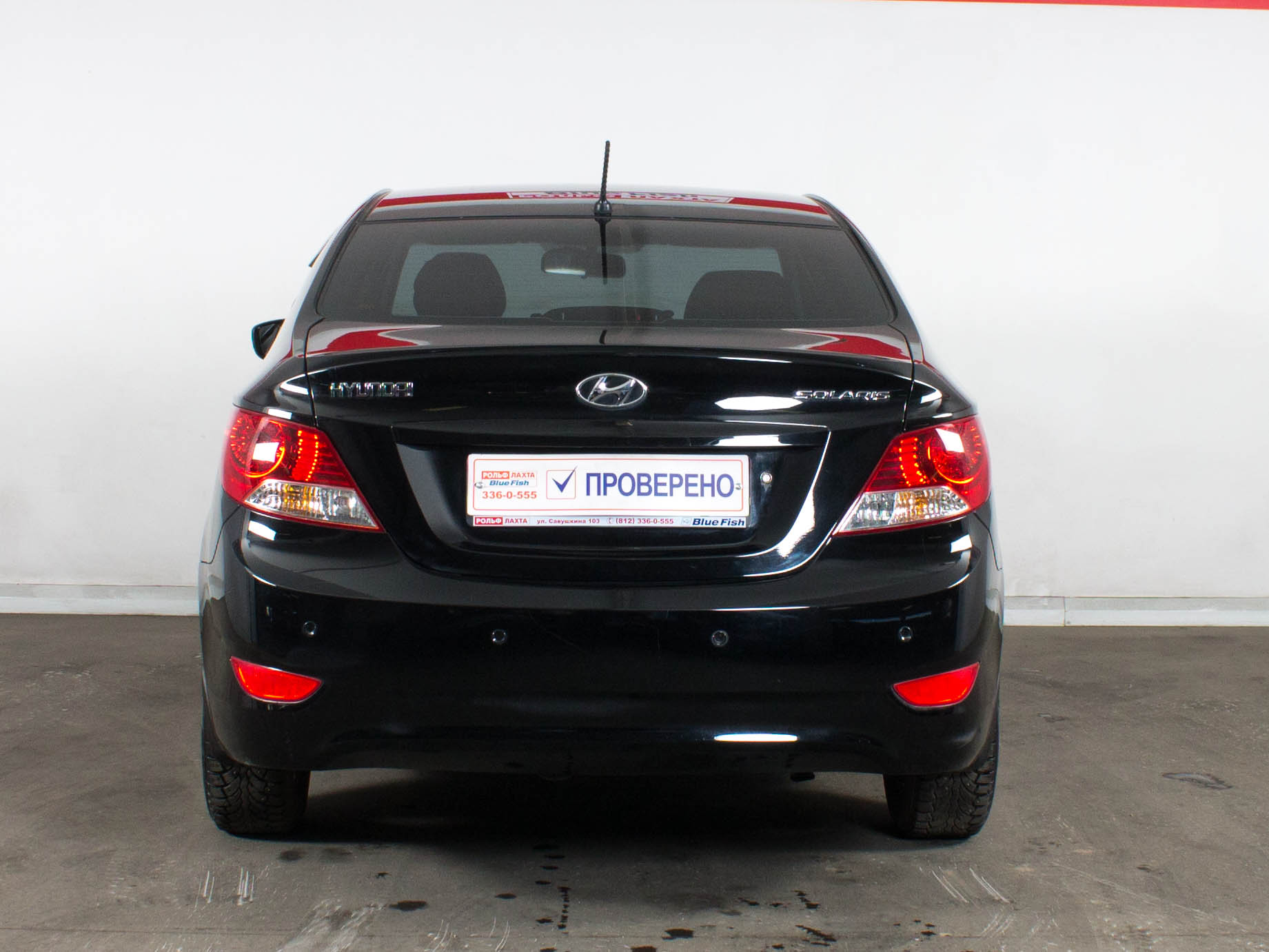 Hyundai Solaris 1.6 2012 photo - 4