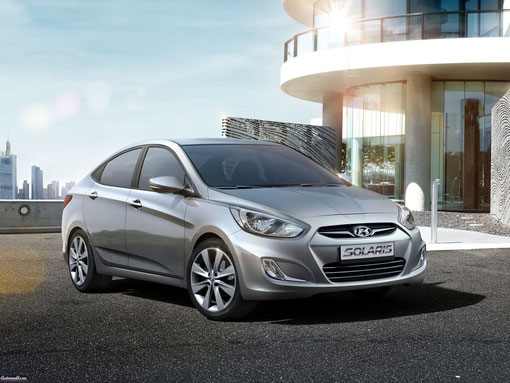 Hyundai Solaris 1.6 2012 photo - 5