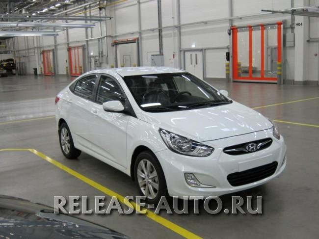 Hyundai Solaris 1.6 2012 photo - 6