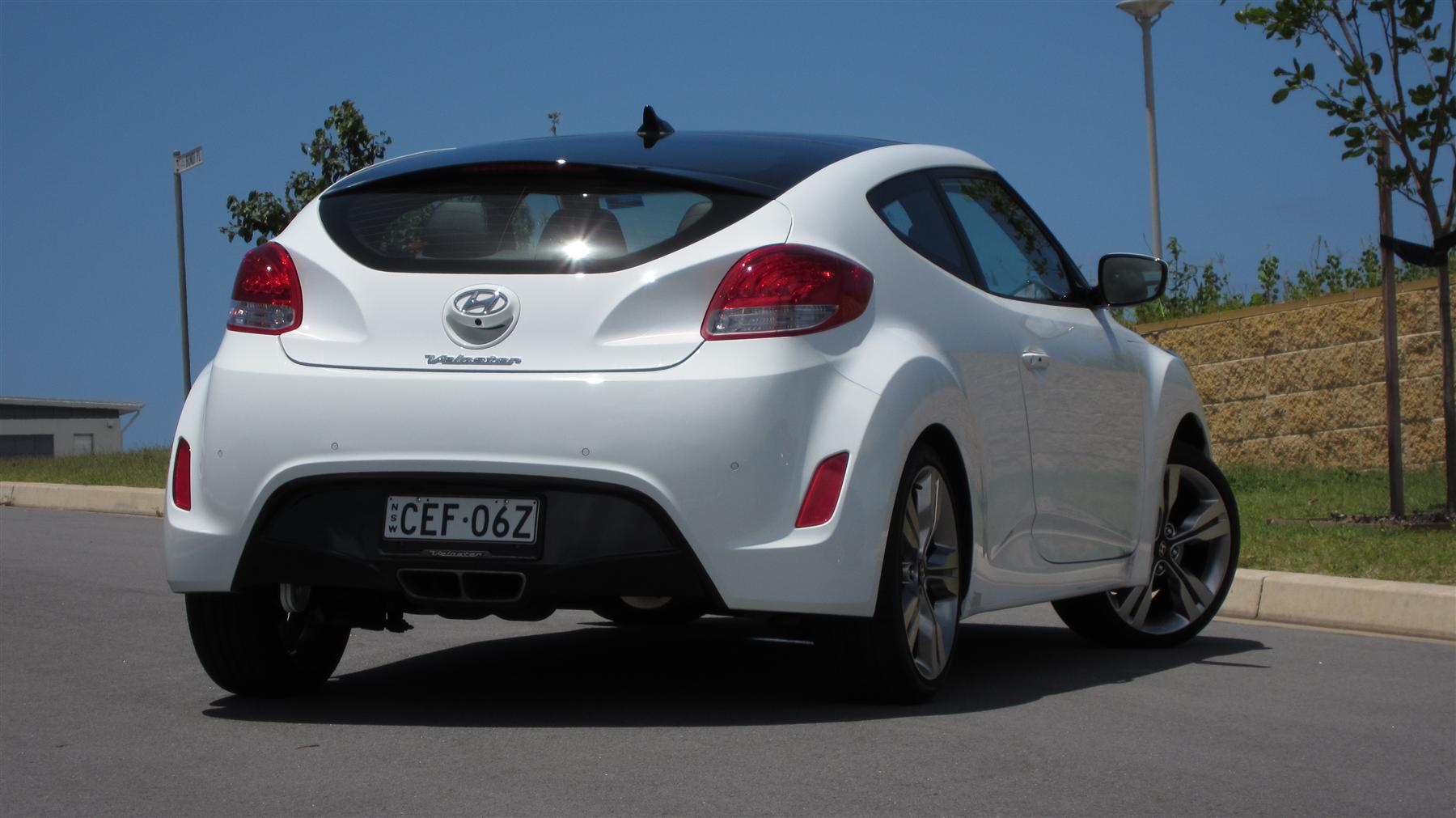 Hyundai Veloster 1.6 2012 photo - 2