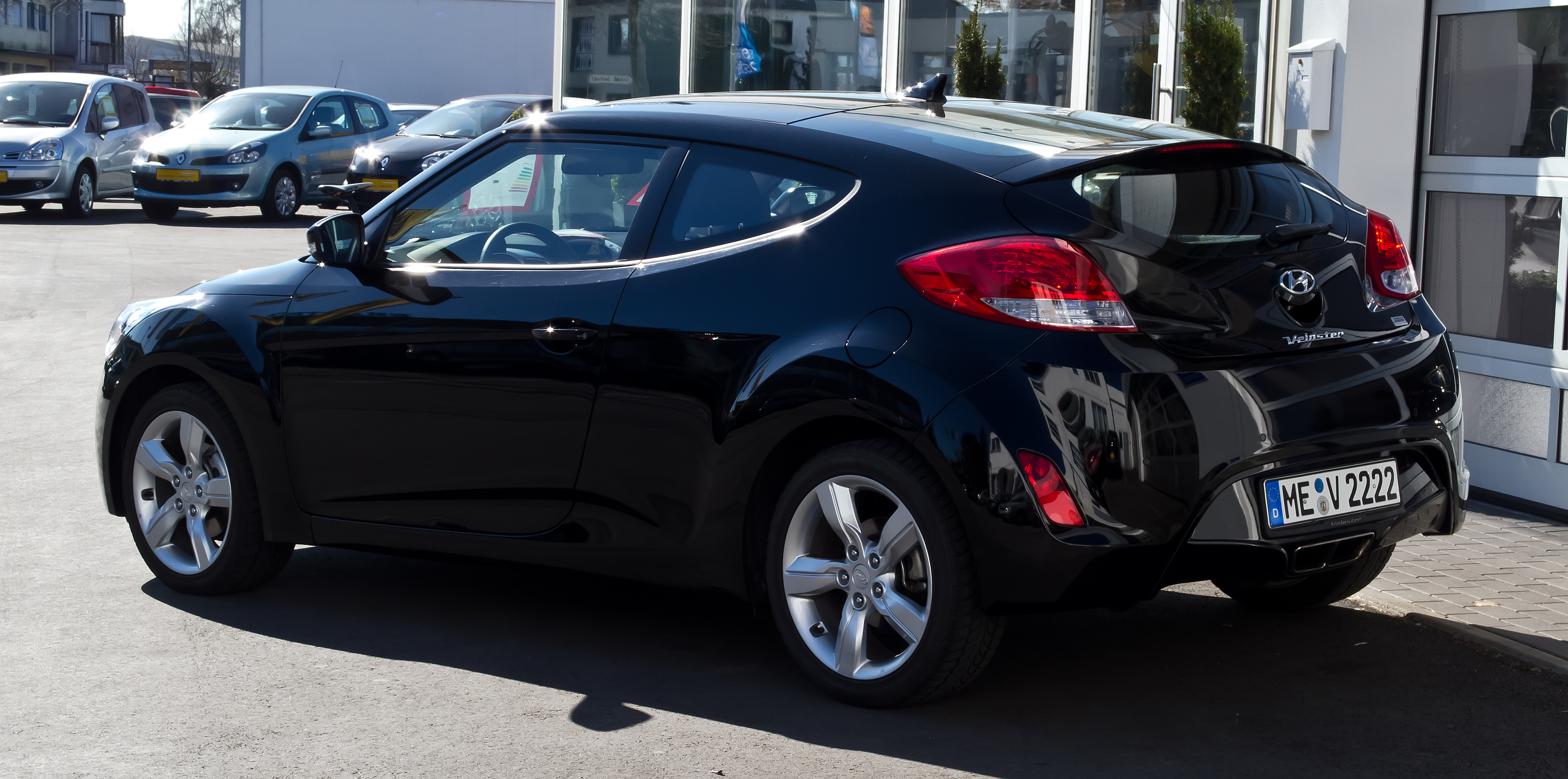Hyundai Veloster 1.6 2012 photo - 3