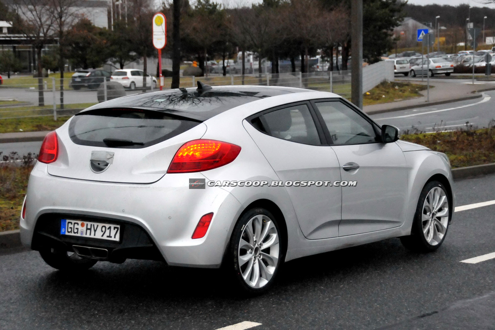Hyundai Veloster 1.6 2012 photo - 7