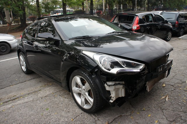Hyundai Veloster 1.6 2012 photo - 9