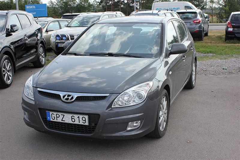 Hyundai i30 1.6 2008 photo - 4