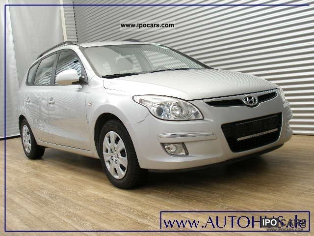 Hyundai i30 1.6 2008 photo - 5