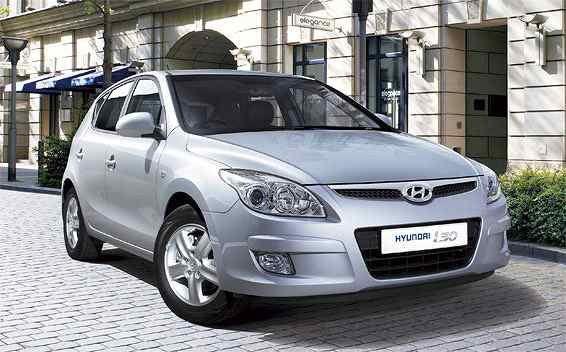 Hyundai i30 1.6 2008 photo - 6