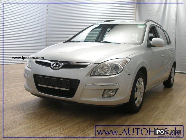 Hyundai i30 1.6 2008 photo - 7