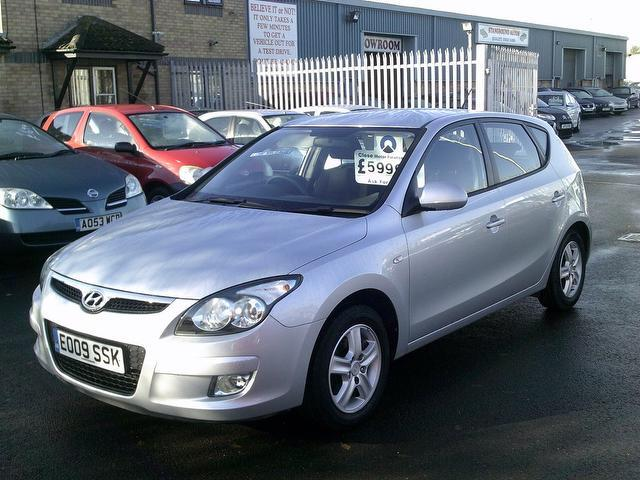 Hyundai i30 1.6 2009 photo - 5