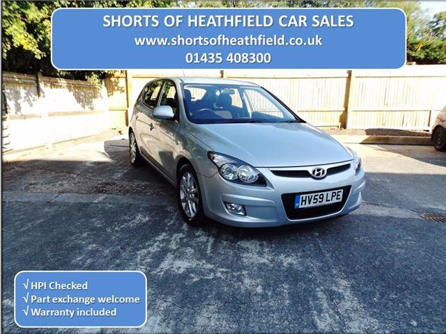 Hyundai i30 1.6 2009 photo - 9