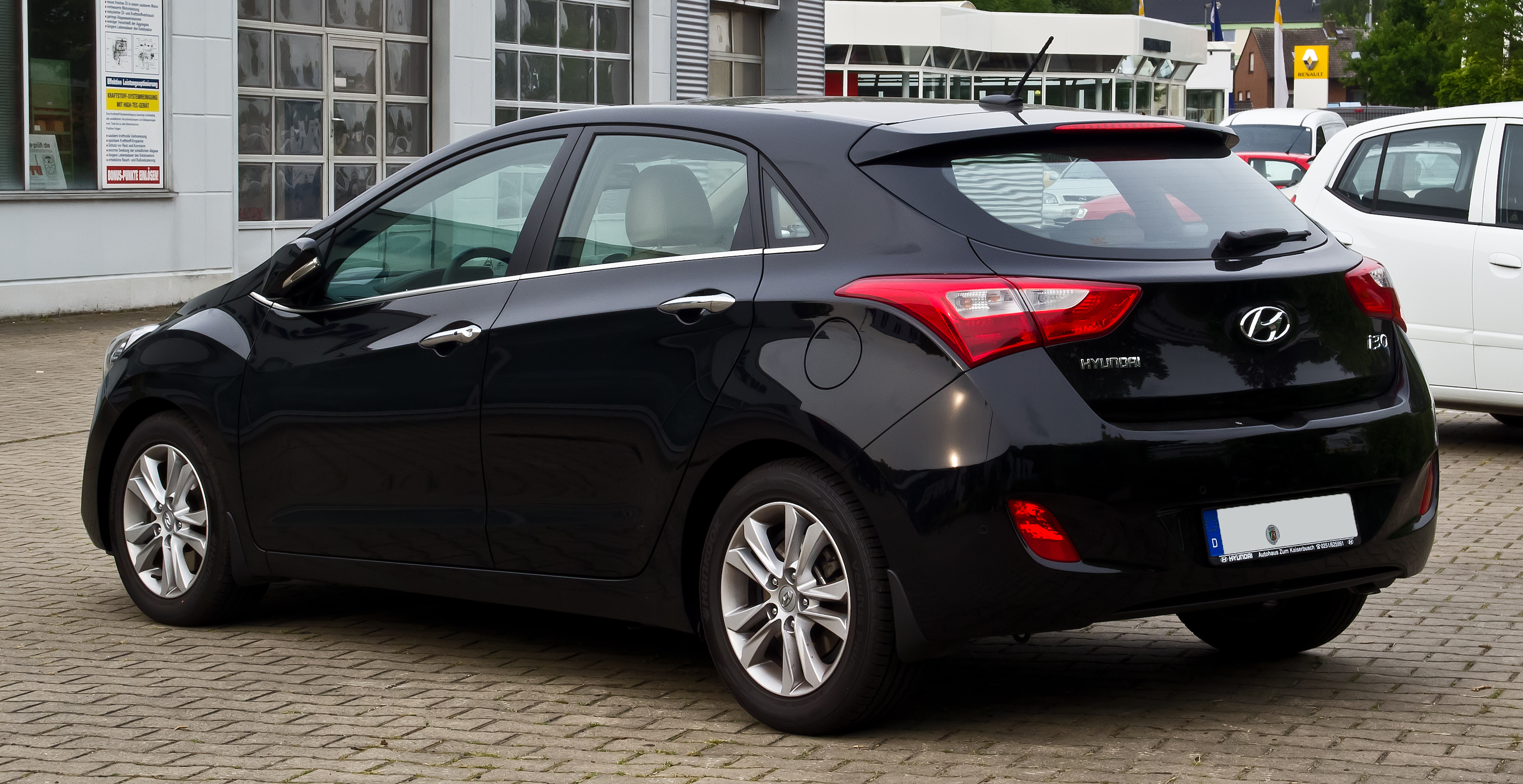 Hyundai i30 1.6 2013 photo - 1