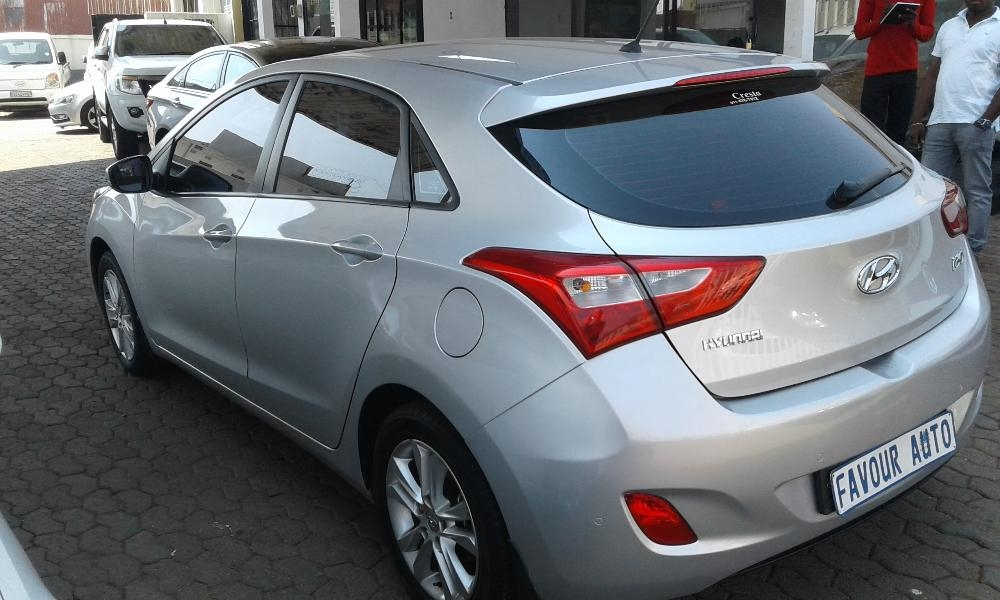 Hyundai i30 1.6 2013 photo - 10