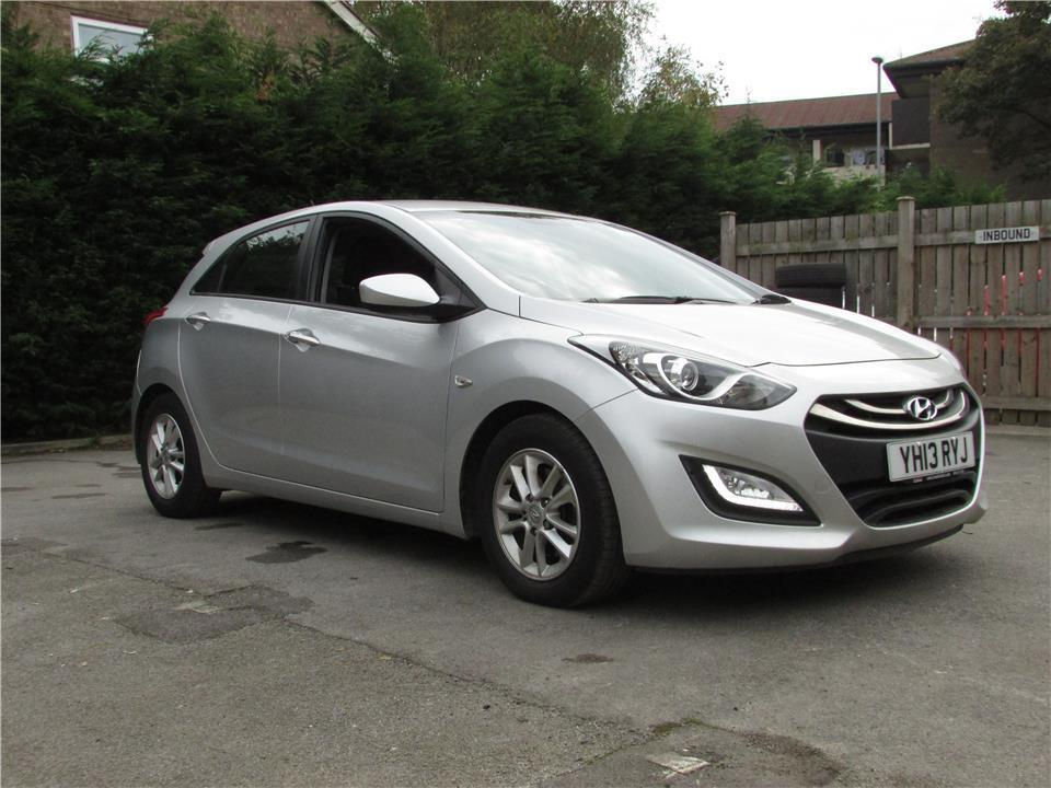 Hyundai i30 1.6 2013 photo - 12