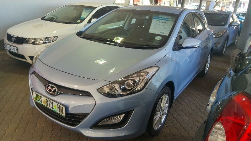 Hyundai i30 1.6 2013 photo - 3