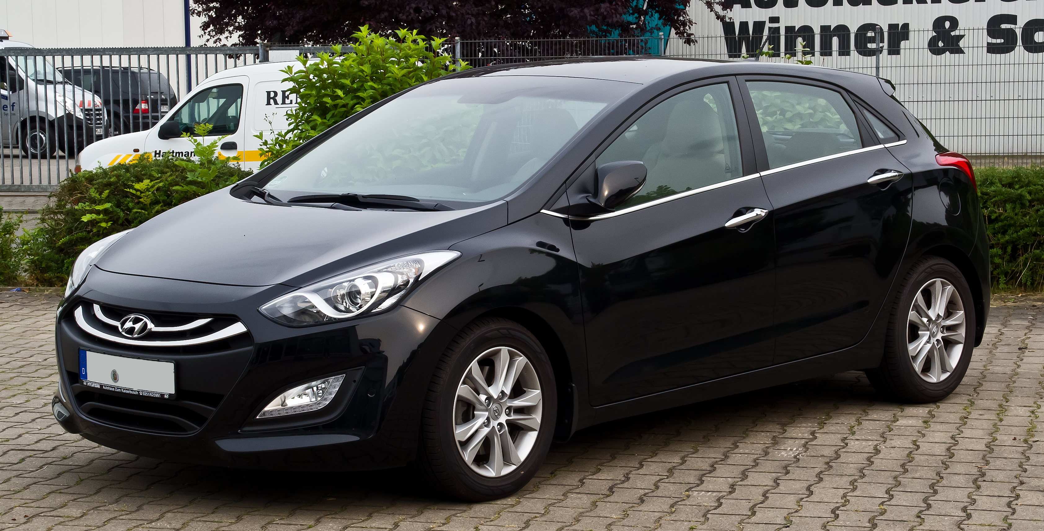 Hyundai i30 1.6 2013 photo - 4