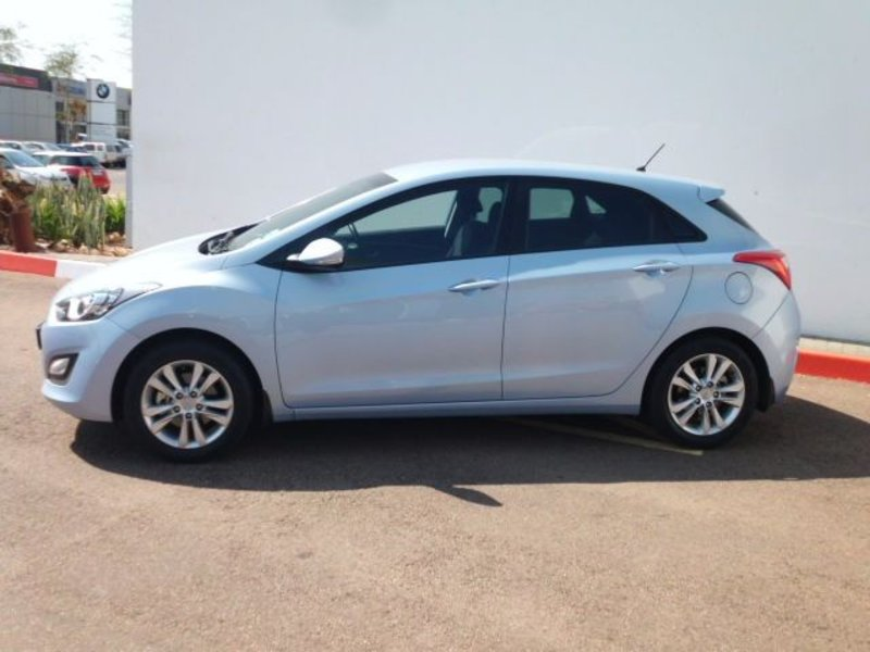 Hyundai i30 1.6 2013 photo - 5