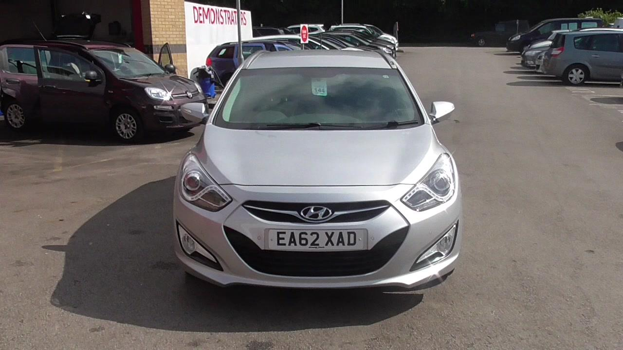 Hyundai i40 1.7 2012 photo - 1