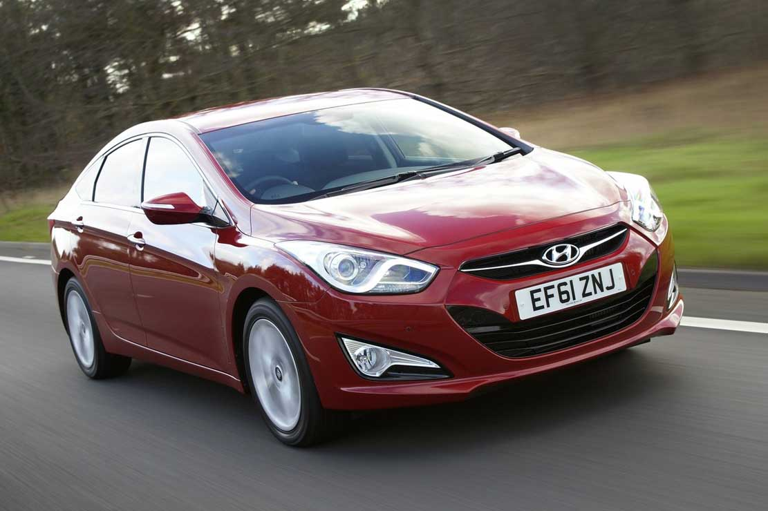 Hyundai i40 1.7 2012 photo - 12