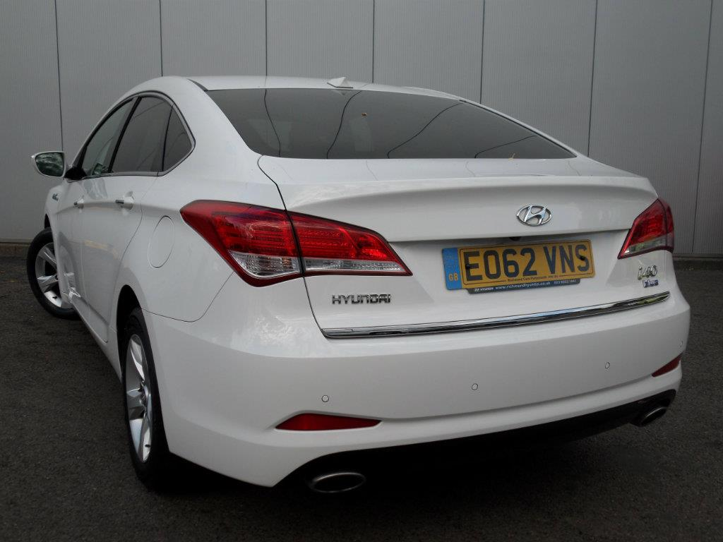 Hyundai i40 1.7 2012 photo - 2