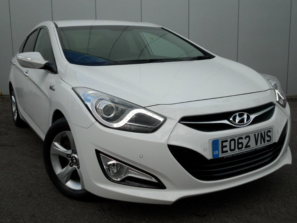 Hyundai i40 1.7 2012 photo - 3