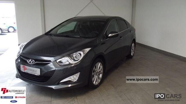 Hyundai i40 1.7 2012 photo - 5