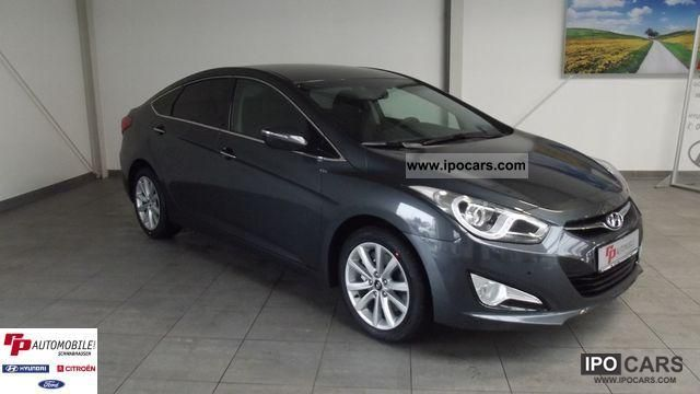 Hyundai i40 1.7 2012 photo - 6