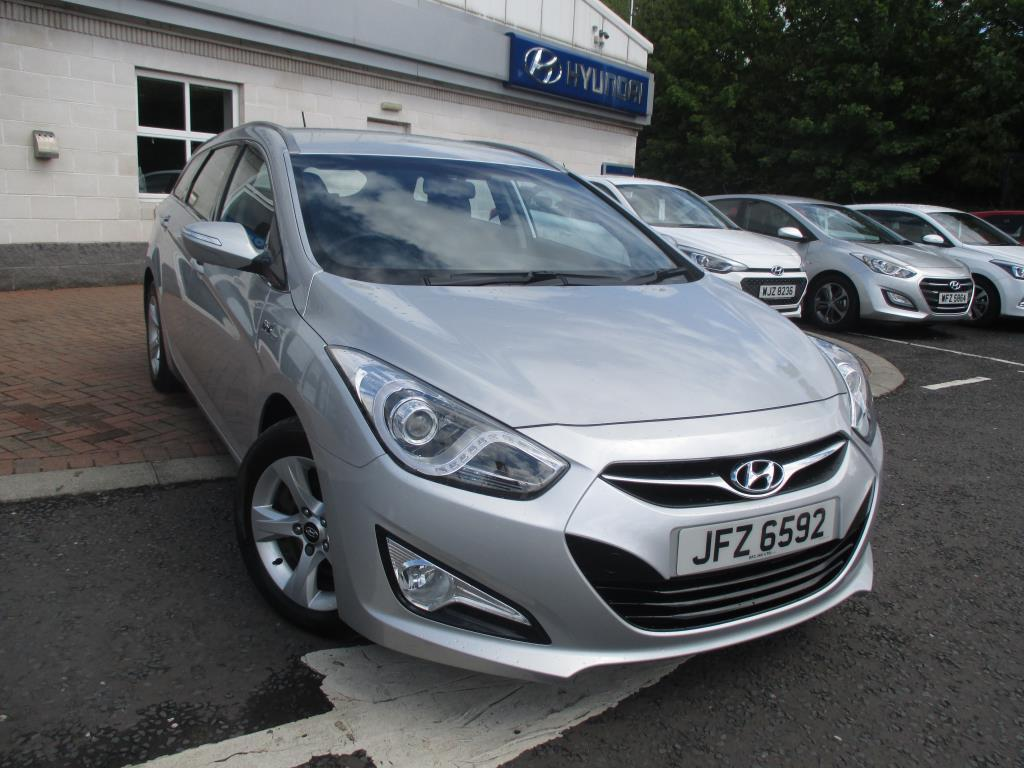 Hyundai i40 1.7 2012 photo - 8