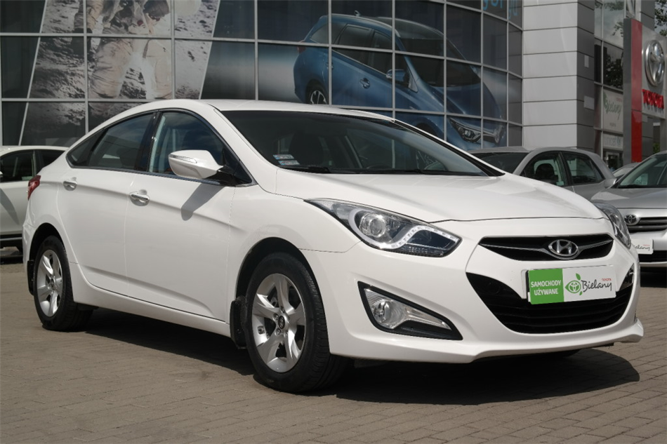 Hyundai i40 1.7 2014 photo - 4