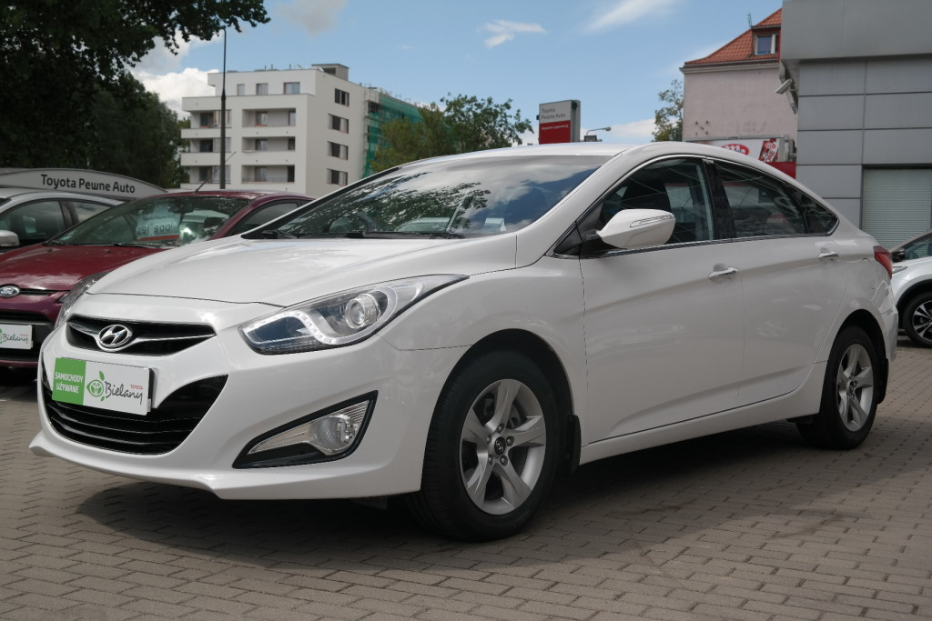 Hyundai i40 1.7 2014 photo - 5