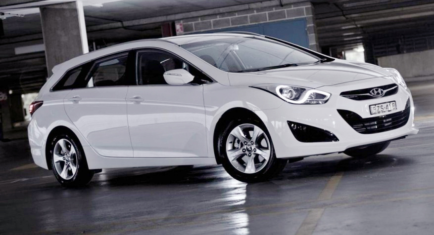 Hyundai i40 2.0 2013 photo - 1